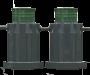 Биофильтр Чисток 1800